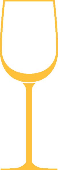 Wine Glass Gold Clip Art at Clker.com.