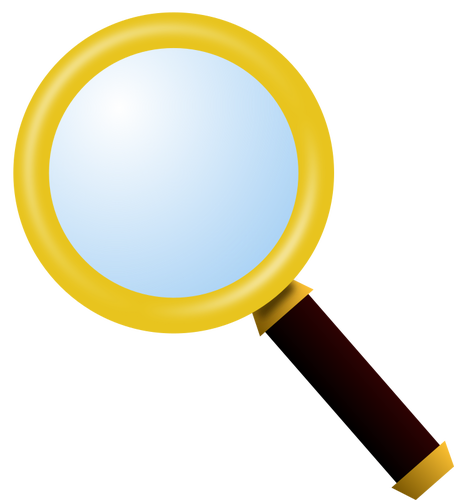 631 magnifying glass clip art free.