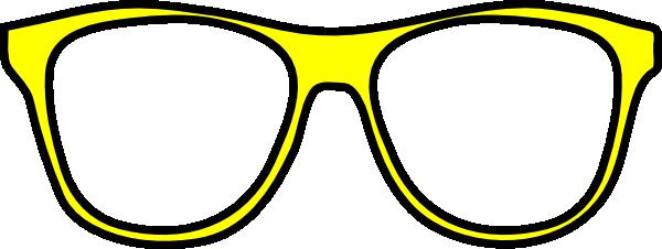 Sunglasses glasses clip art 3.