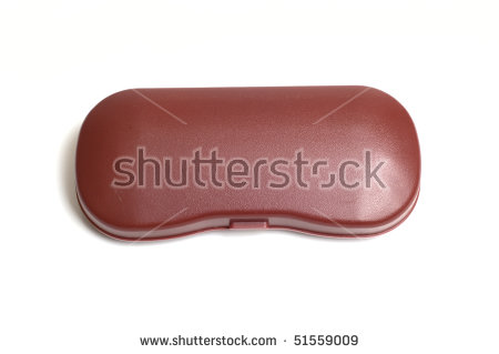 Glasses Case Stock Images, Royalty.