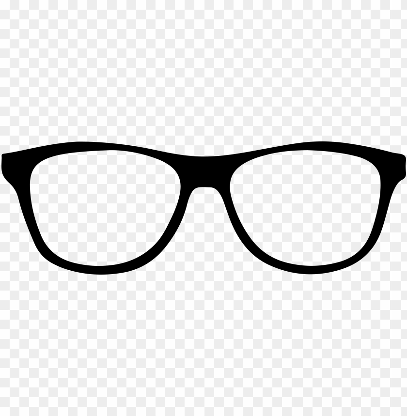 glasses frames clipart PNG image with transparent background.