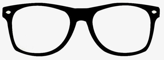 Glasses Frames PNG, Clipart, Black, Frames, Frames Clipart, Glasses.