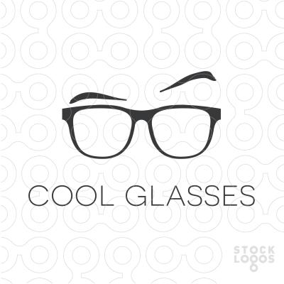 Cool Glasses Logo.