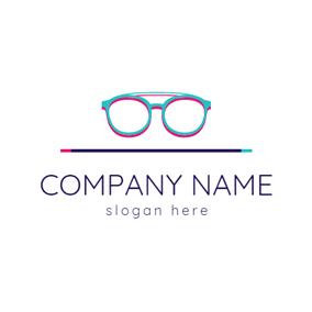 Free Glasses Logo Designs.