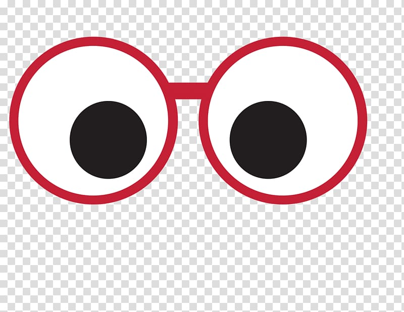 Glasses Eye Face , eyes transparent background PNG clipart.