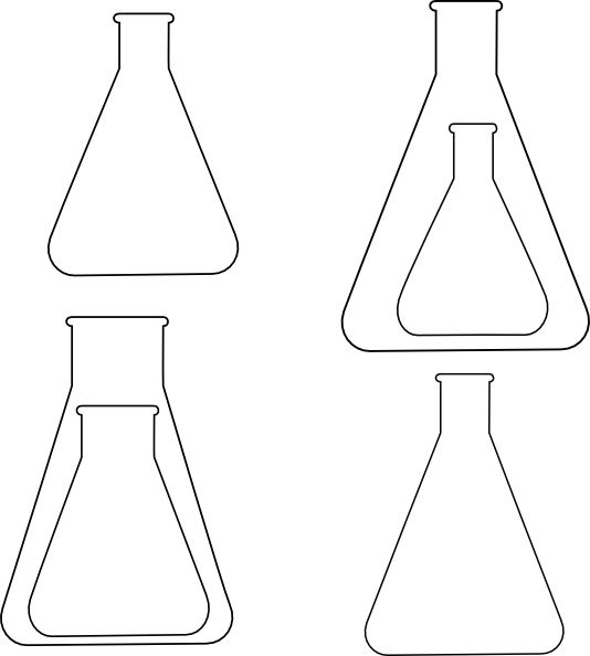 Chemistry Glassware Clip Art at Clker.com.