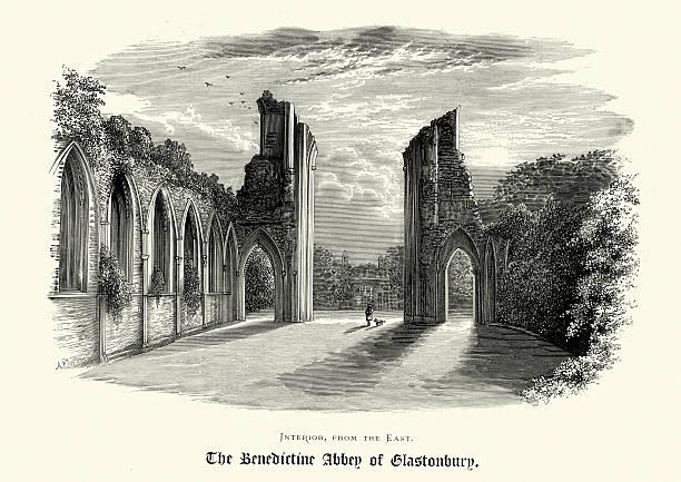 Glastonbury England Clip Art, Vector Images & Illustrations.