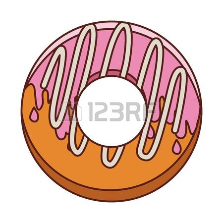 1,467 Pink Glazed Stock Vector Illustration And Royalty Free Pink.