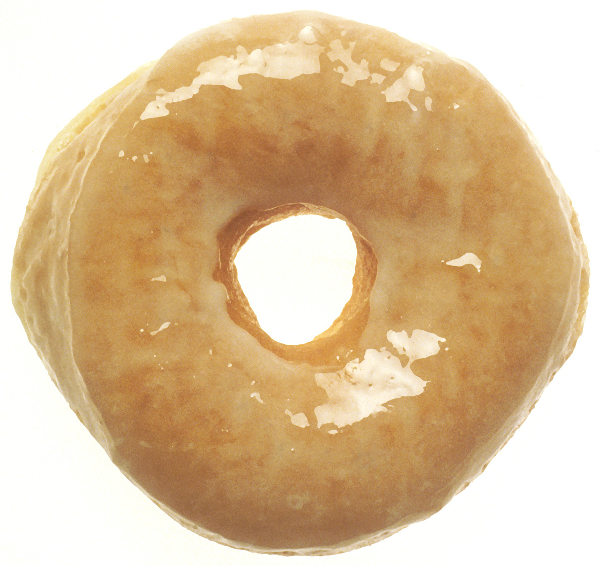Frosted donut clipart.