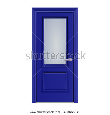 Vintage Door Stock Photos, Royalty.
