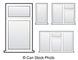 Double glazing Illustrations and Clipart. 129 Double glazing.