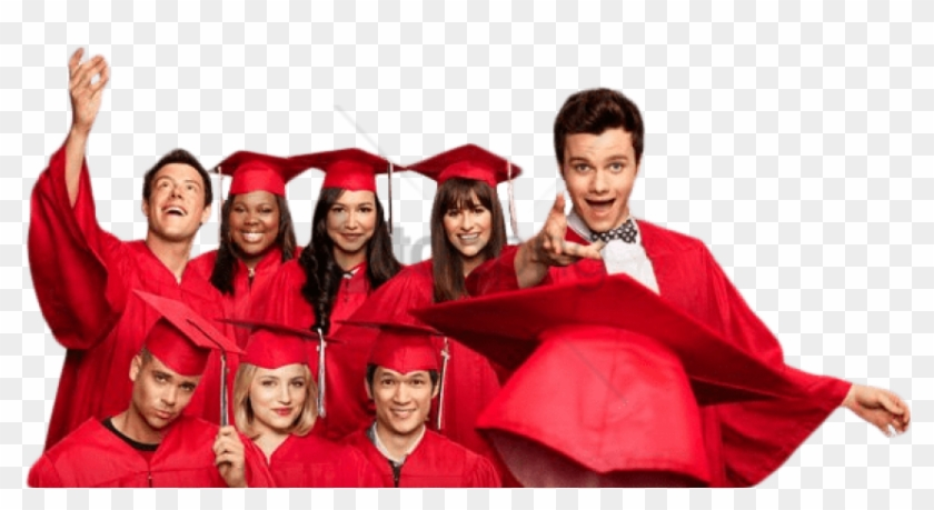 Free Png Glee Cast.