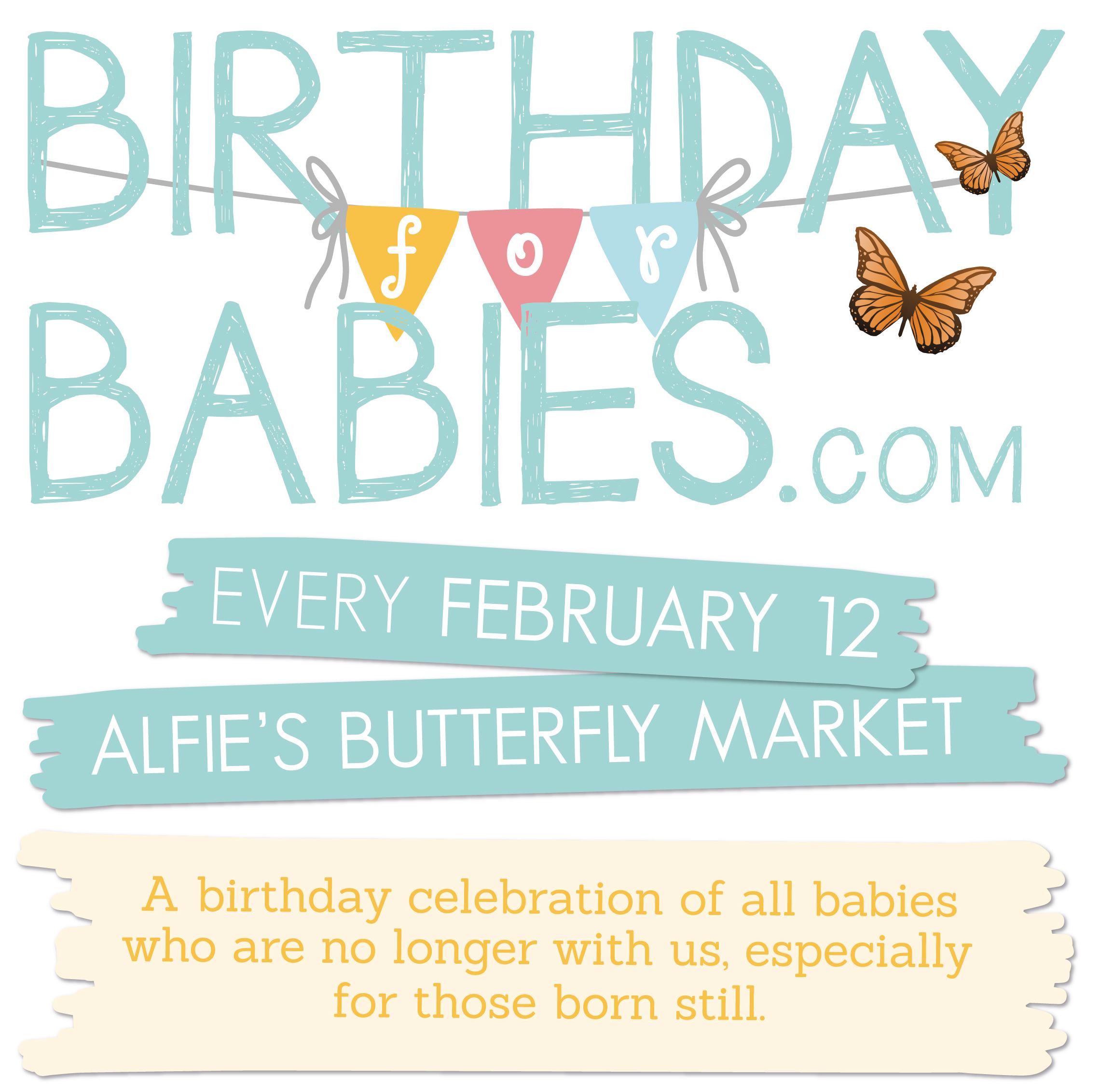 Alfie's Butterfly Market.