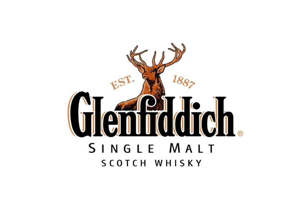 Glenfiddich Single Malt Whiskey.