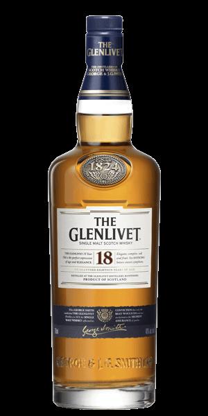 The Glenlivet 18 Year Old.