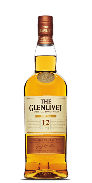 The Glenlivet 12 Year Old First Fill Exclusive Edition.