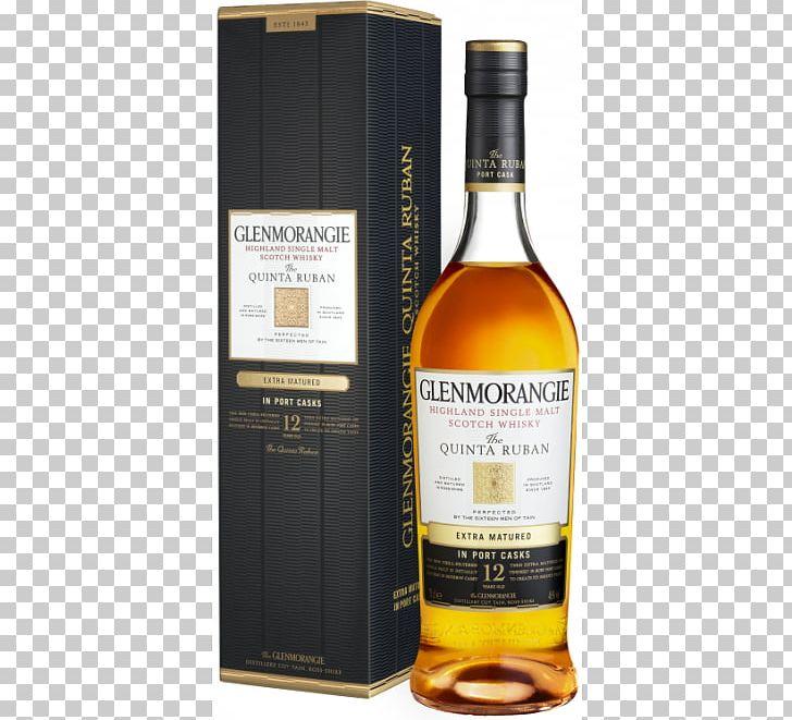 Glenmorangie Distillery Single Malt Whisky Whiskey Port Wine.