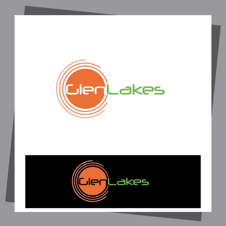 Upmarket, Playful, Community Logo Design for GlenLakes by.