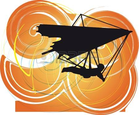 248 Hang Glider Pilot Stock Illustrations, Cliparts And Royalty.