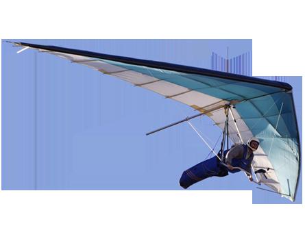 Glider Download PNG Image.