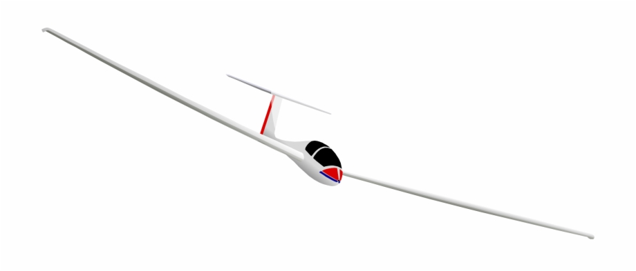 Glider Png Transparent Picture.