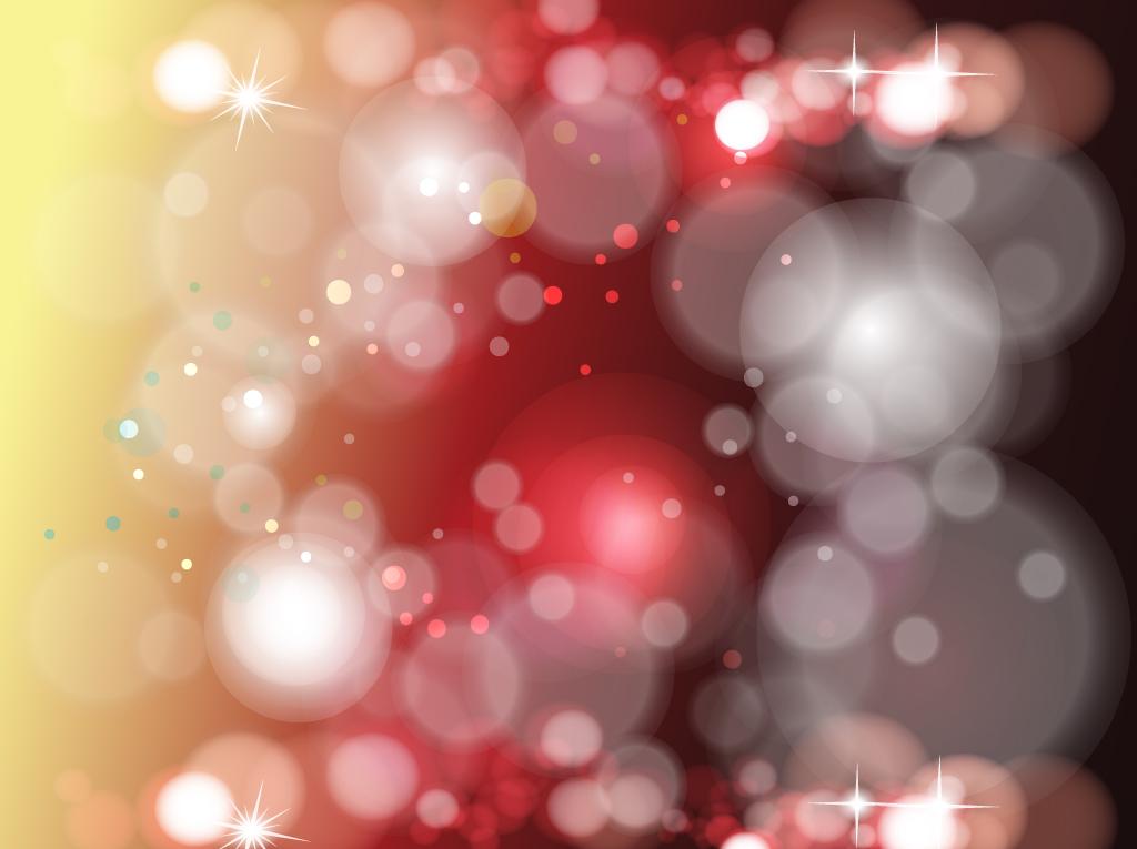 Light Glimmer Background.