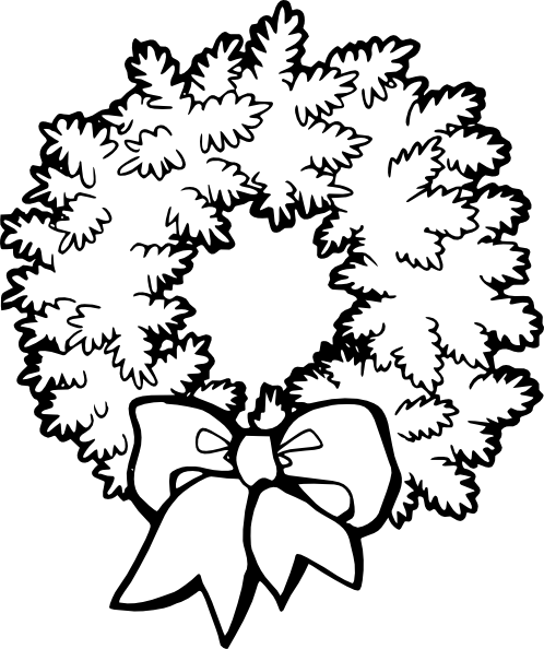 Christmas Black And White Clipart & Christmas Black And White Clip.
