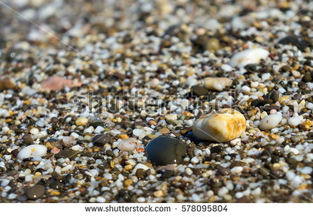 Glistening Sea Stock Photos, Royalty.