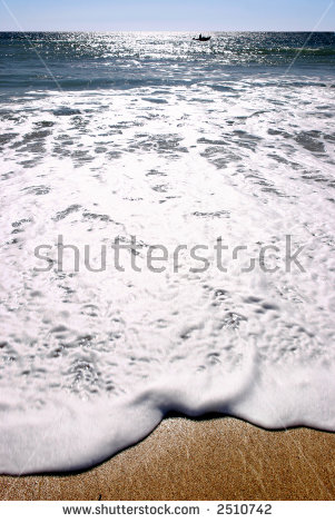 Glistening Water Stock Photos, Royalty.