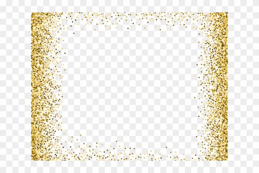 Border Clipart Glitter.