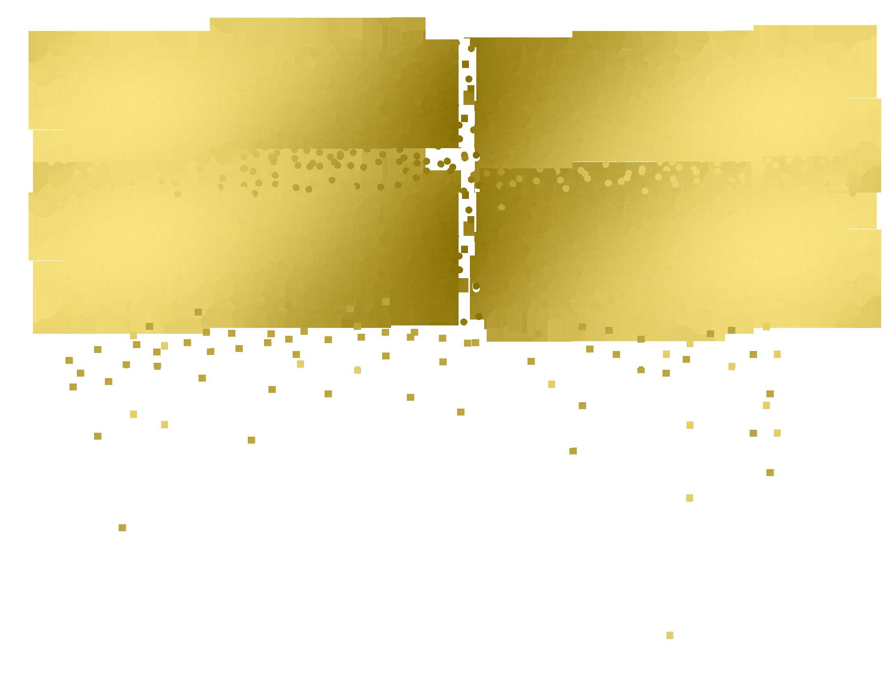 Confetti Gold Bride Wedding Clip art.