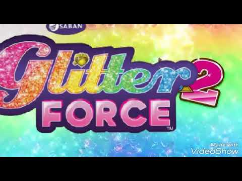 Glitter Force all stars fanmade.