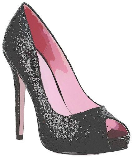 Back Gallery For Funky High Heel Clip Art.