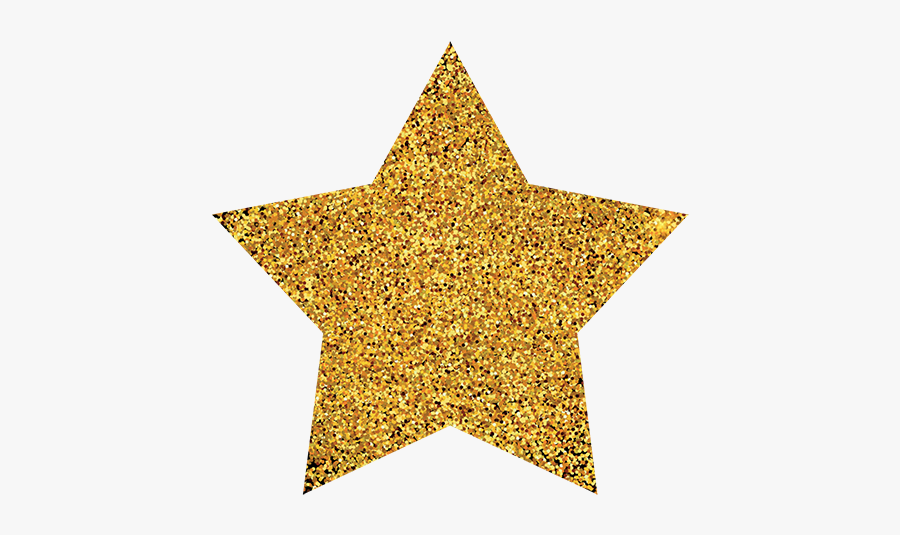 Glitter Gold Star Clipart , Free Transparent Clipart.