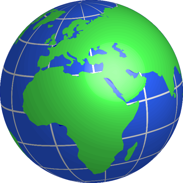 Globe Clipart.