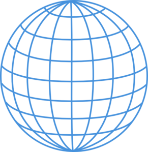 Earth globe clip art free clipart images.