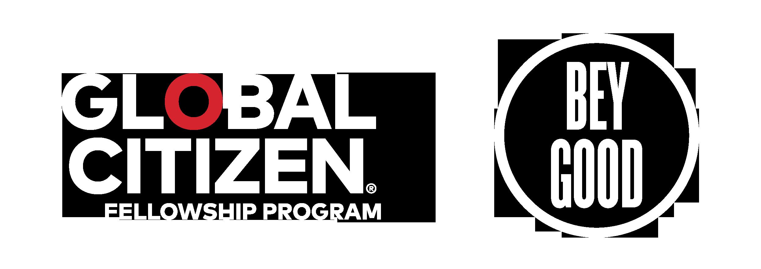 Global Citizen Fellowship Program powered by BeyGOOD.
