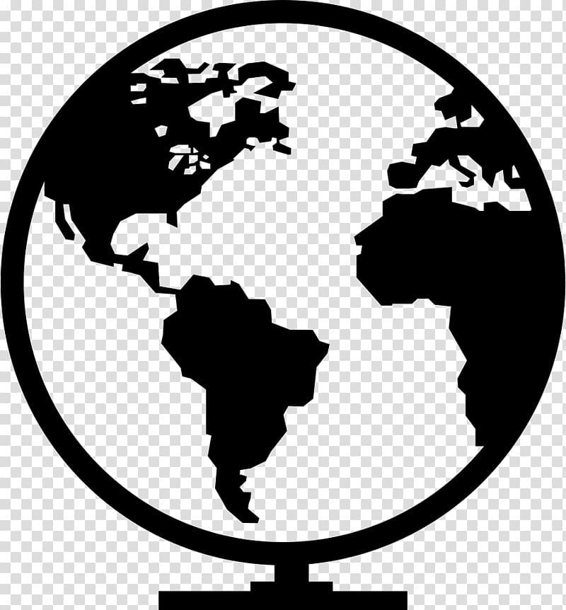 Earth logo, Globe Earth Computer Icons, global transparent.