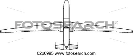 Global Hawk Clip Art (10+).