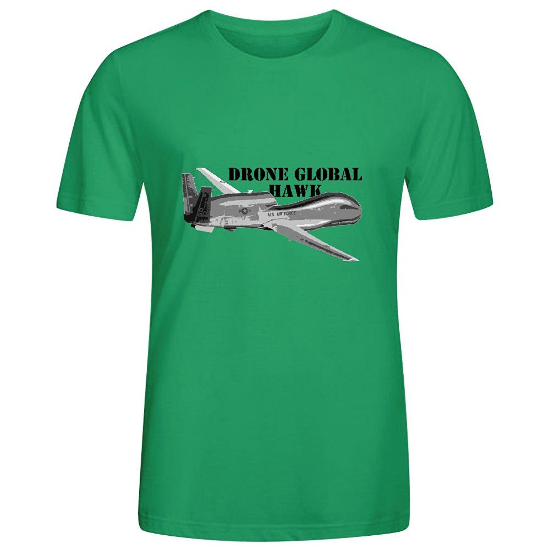 Amazon.com: Custom RQ4 Drone Global Hawk Clip Art Mens T Shirts.