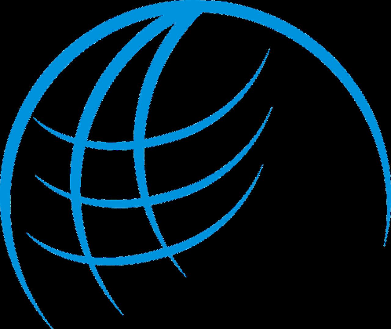 Earth Globe World Link Global PNG.