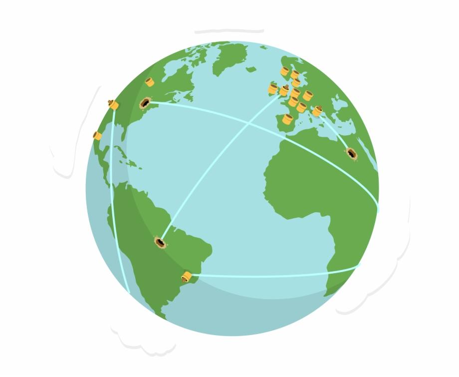 Experience An Open & Global Internet.