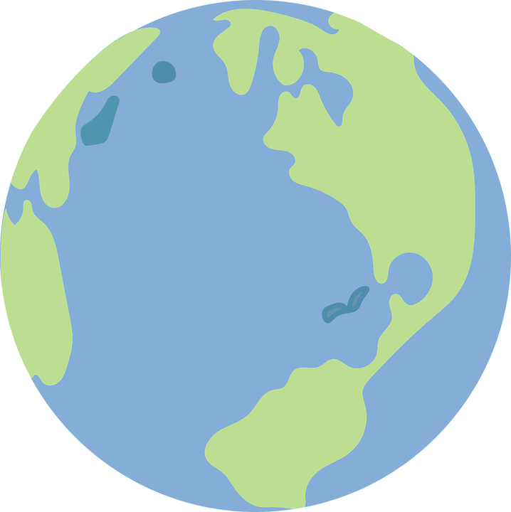 Global Earth World.