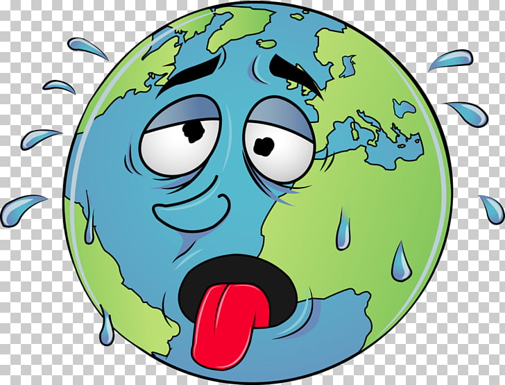 Global warming Earth Fan art , warming PNG clipart.
