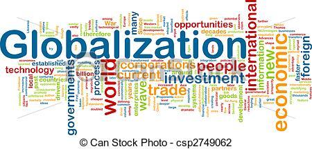 Globalization Clip Art.
