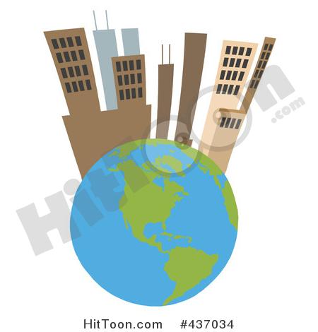 Globalization Clipart #1.