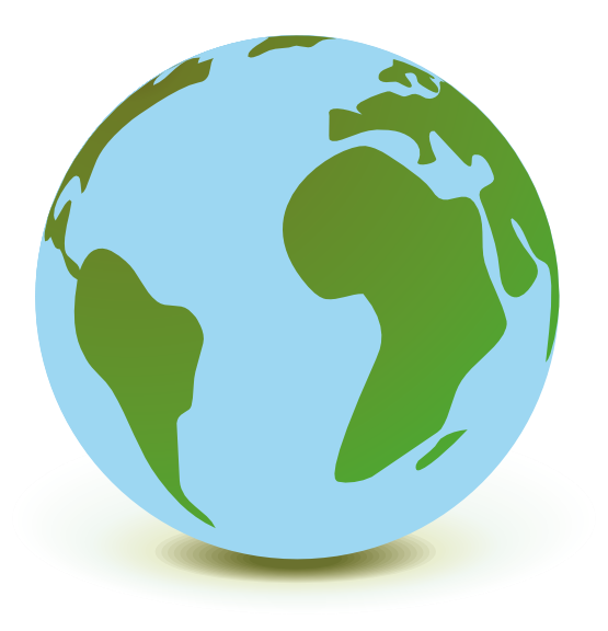 Space earth globe clipart free download clip art on.