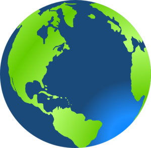 Earth Background Cliparts.