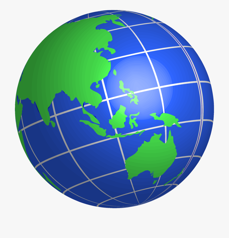 Animated Globe Clip Art.