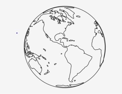 globe outline png at sccpre.cat.